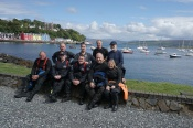Group At Tobermory