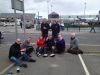 Group in Stromness